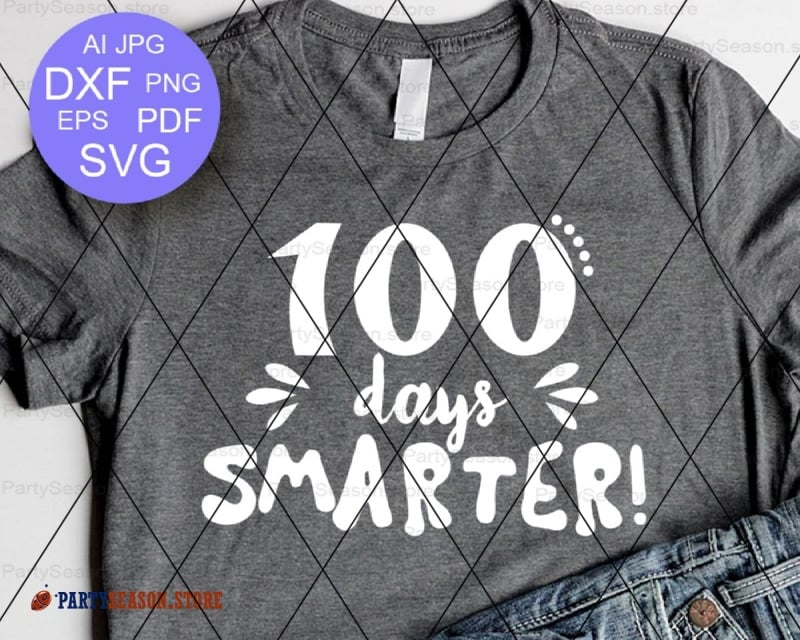 100 days smarter Party Season store