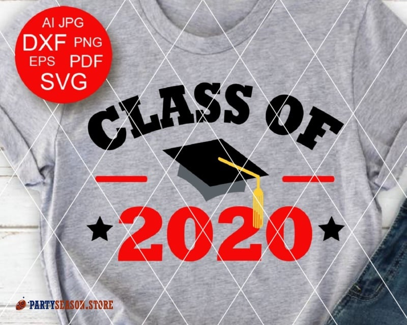 Class of 2020 Party Season store