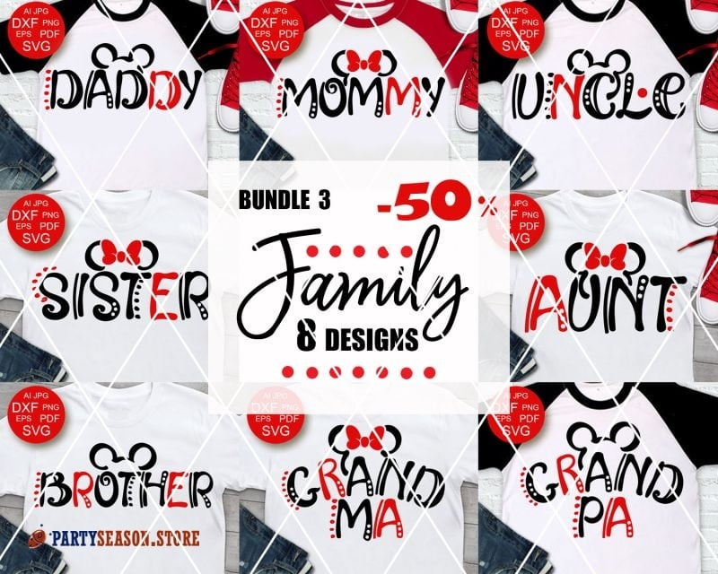 family bundle 3
