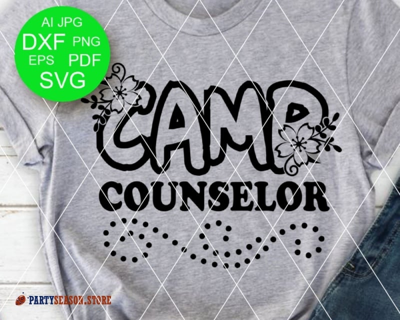 camp counselor 2 Party season