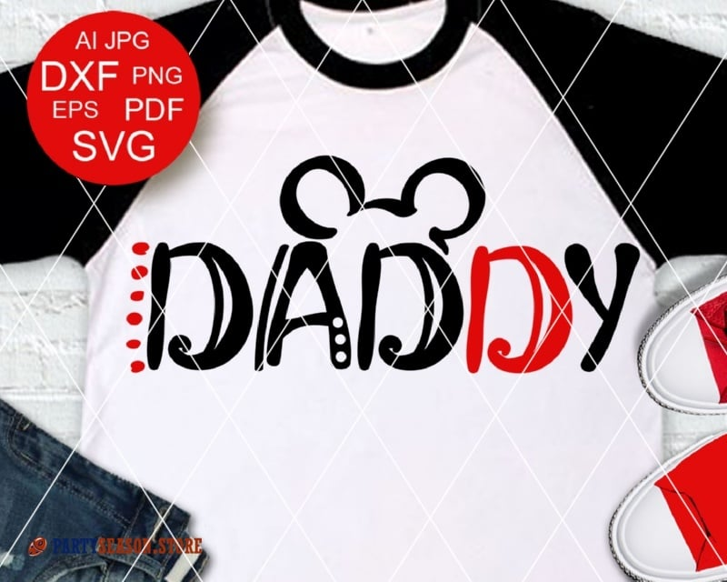 DADDY  party season store
