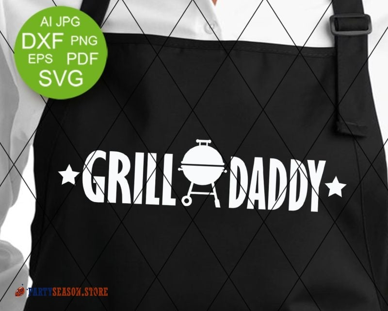 Party season store Grill daddy