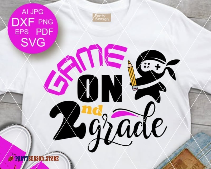game on 2nd grade Party Season store