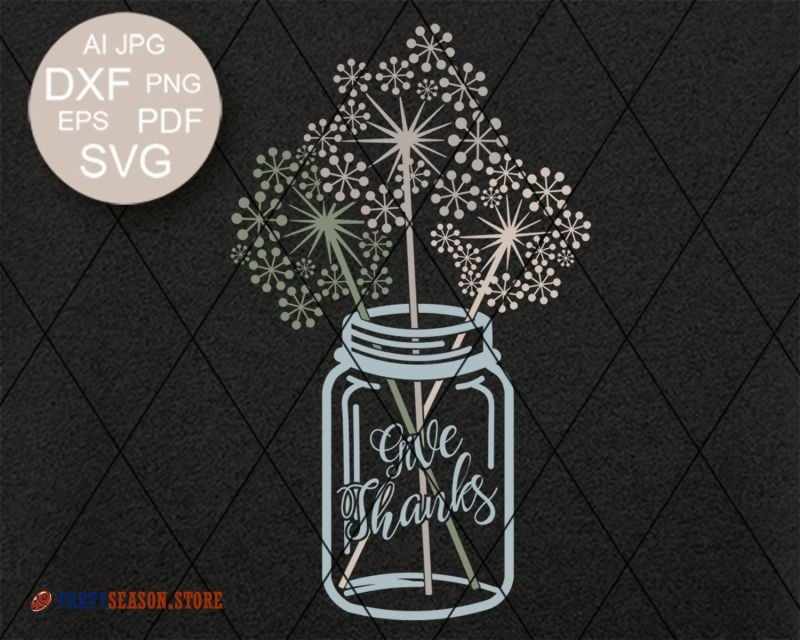 Give thanks party season store