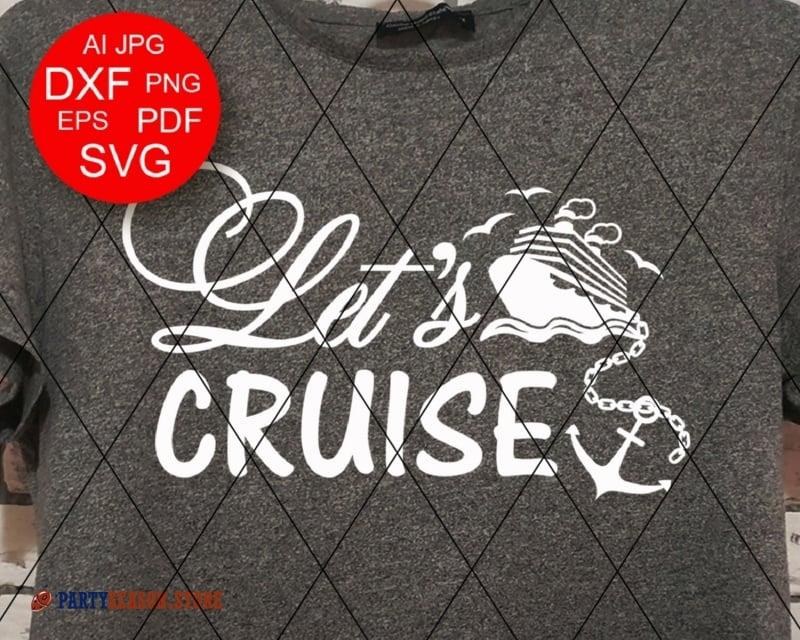 Lets Cruise  Party Season Store