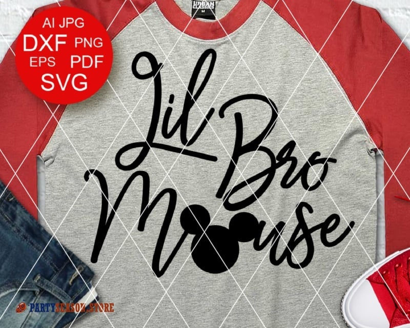 PartySeason Store lil bro mouses
