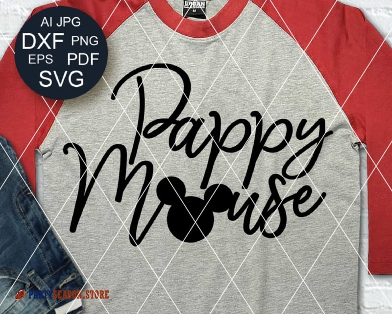 party season store Pappy mouse