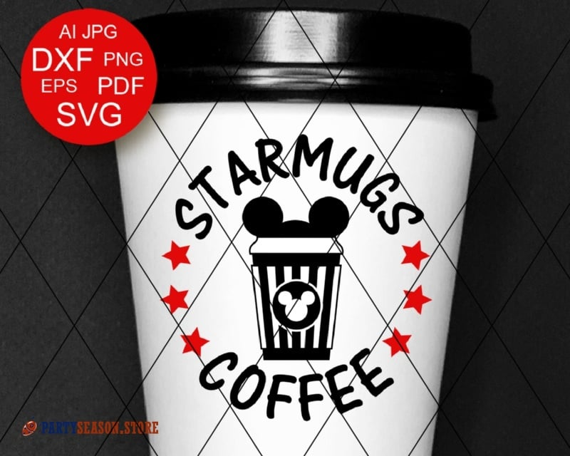 partyseason store Starmugs Coffee Miskey