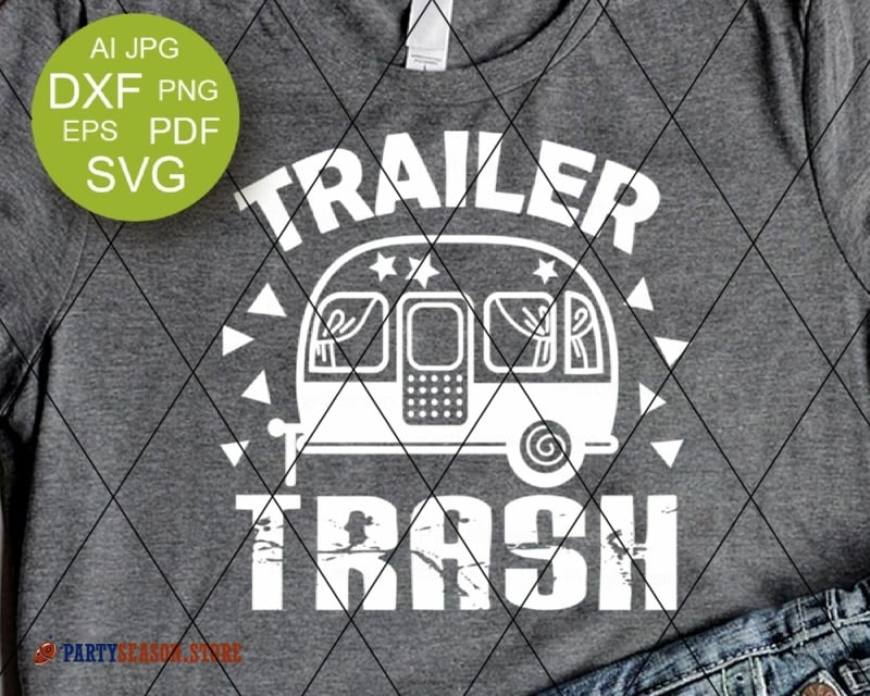 trailer trash Party season