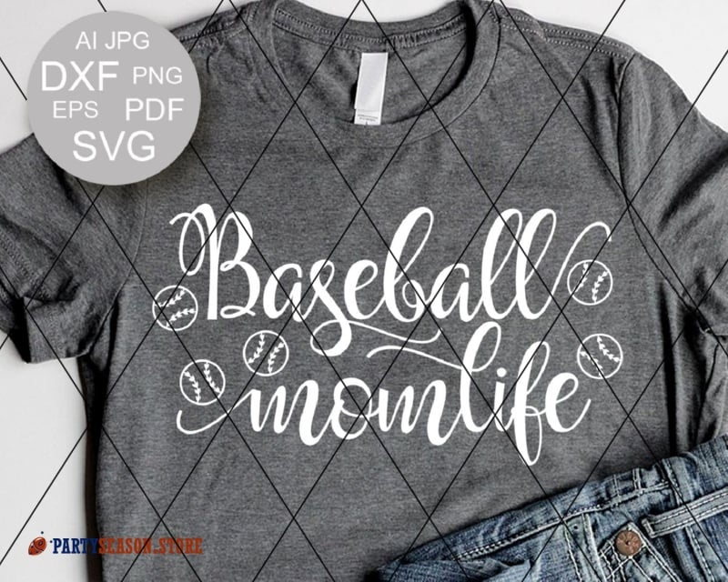 baseball momlife  party season