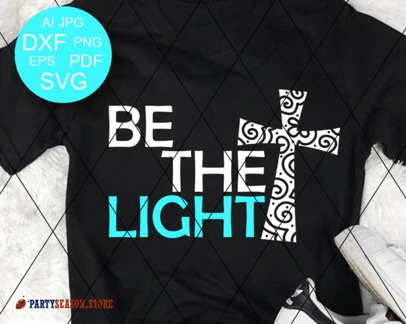 Be The Light Party season Store