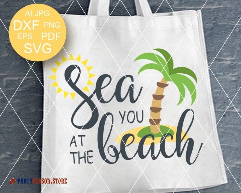 Sea You At The Beach Party Season store