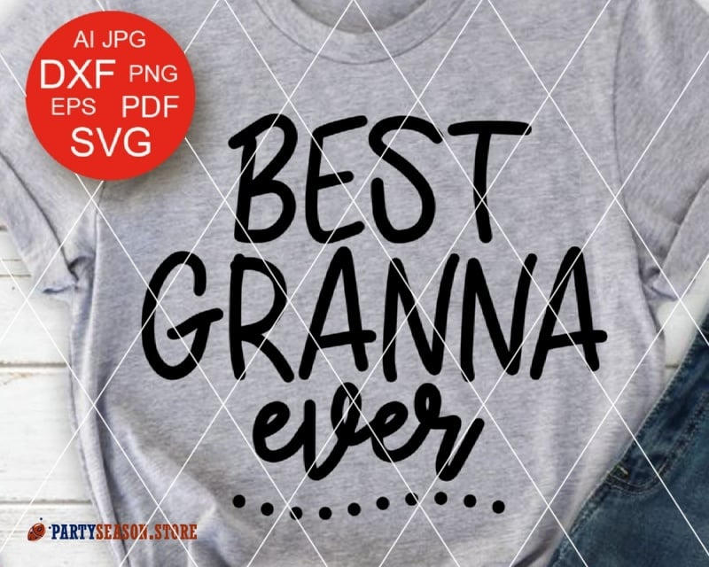 Best Granna ever party season store