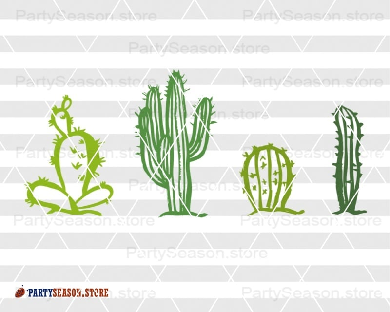 cacti all files party season store