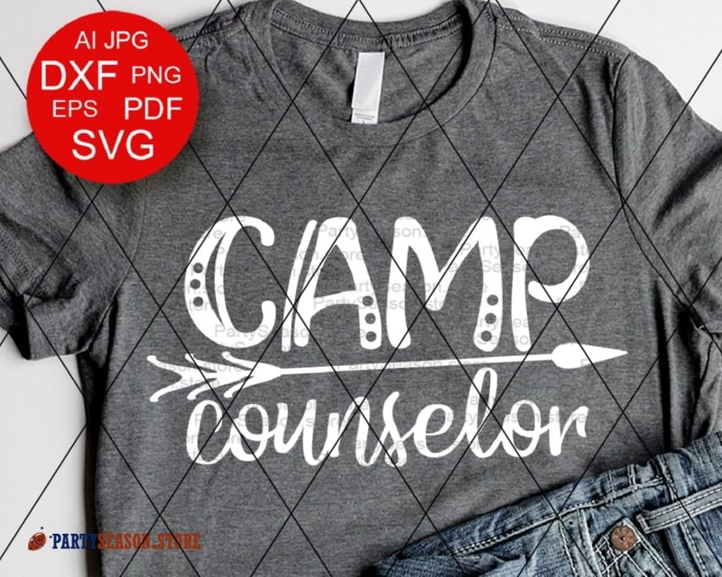 Camp counselor 3 Party season store