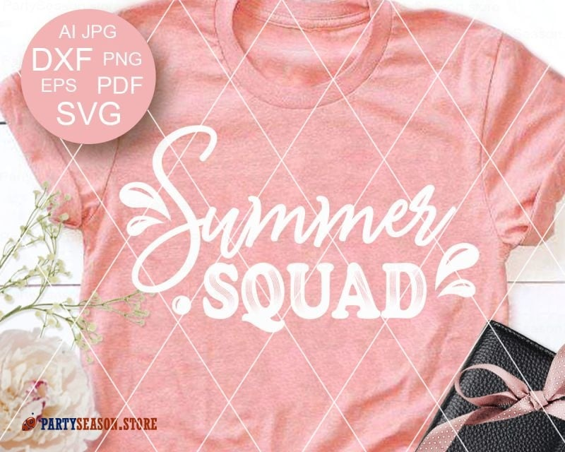 Summer squad Party Season store