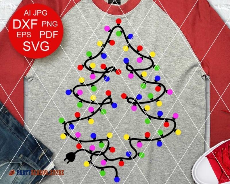 Garlang Christmas Tree