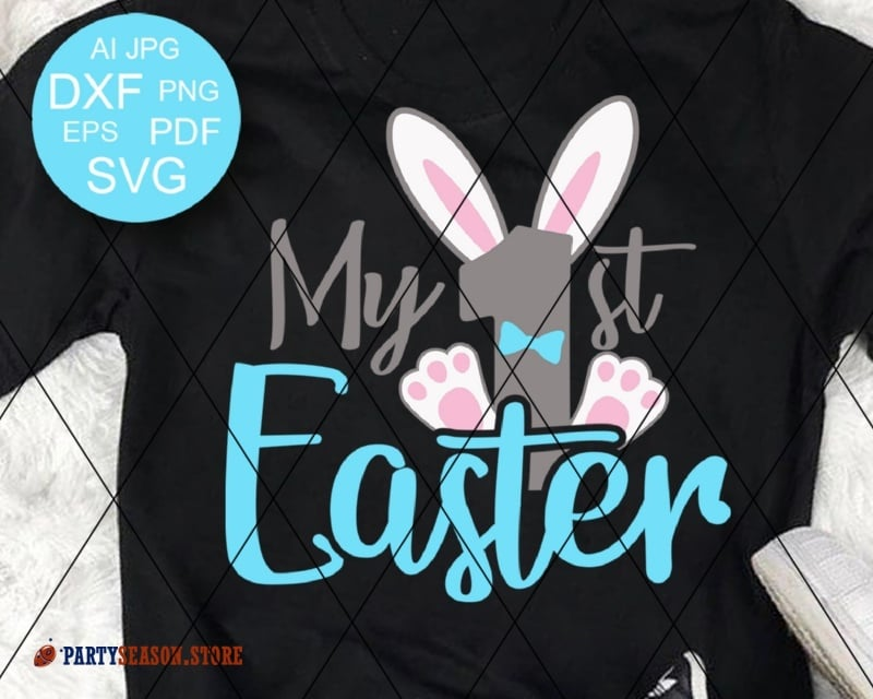 My 1st easter Boy Party season store