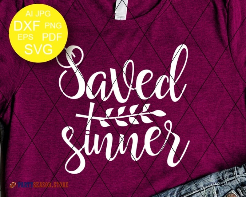 saved sinner Party season store