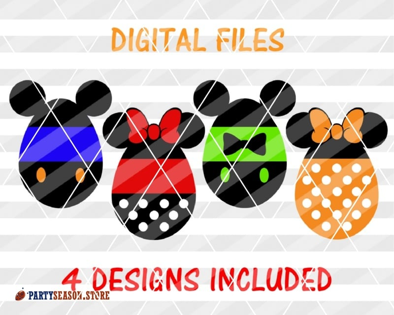 party season store Disney EGGS all files