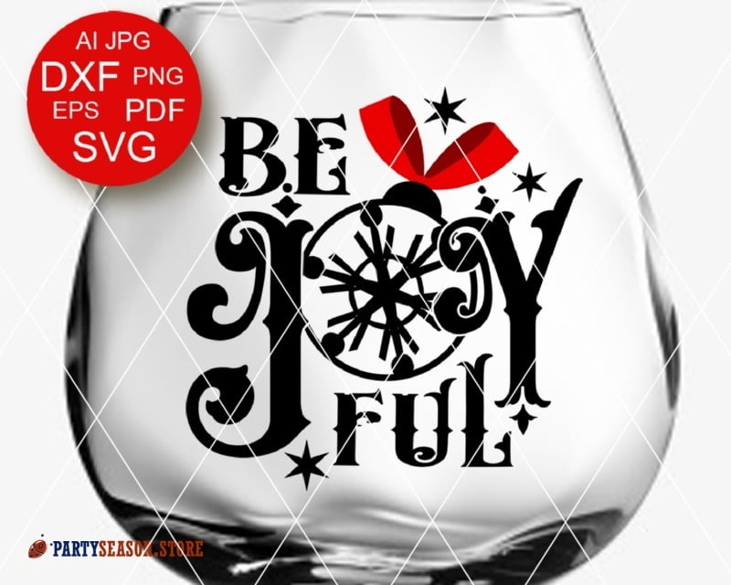 Be Joy Ful Party Season