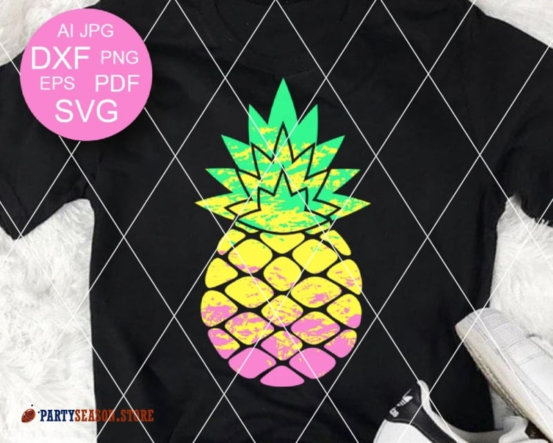 Pineapple Ombre party season store
