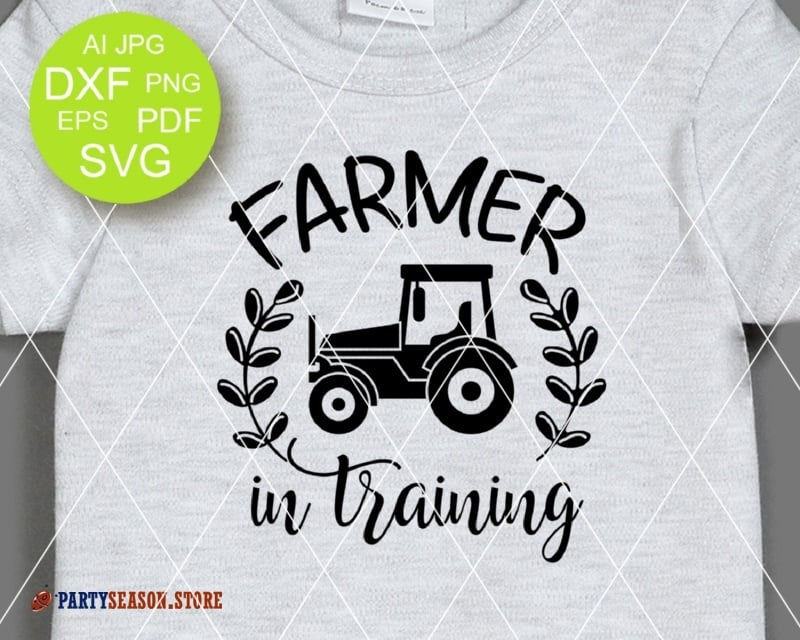 farmer in training Party season