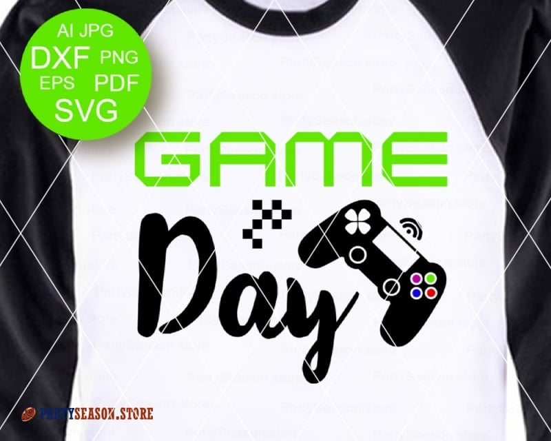 game day svg Party season store