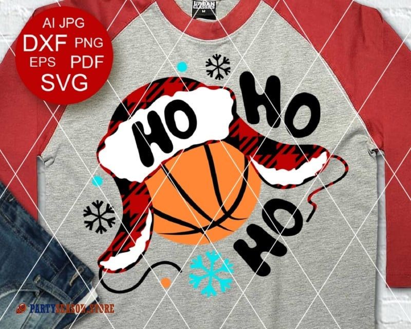 hohoho basketball party season store