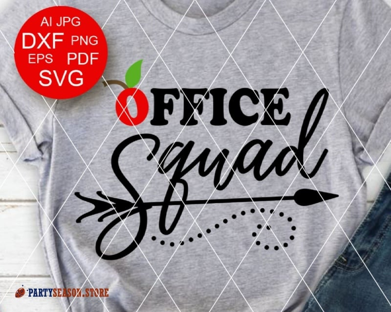 office squad Party Season store
