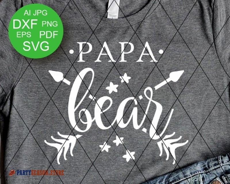 papa bear party season store