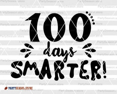 100 days smarter Party Season store 1