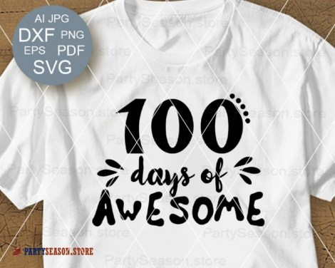 100 days awesome Party Season store 2