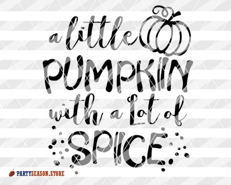 A little Pumpkin Party season store 2