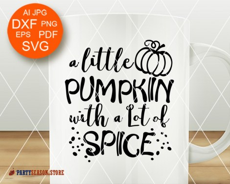 A little Pumpkin Party season store 1