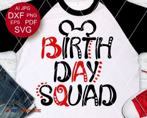 PartySeason Store squad mickey files 1