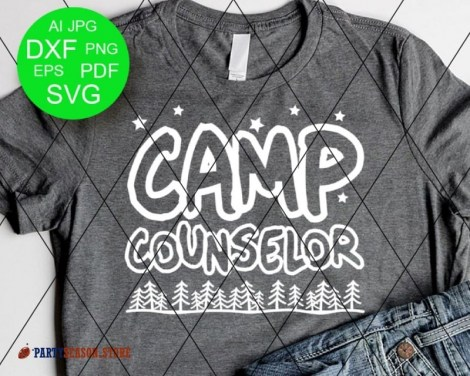 camp counselor Party season 1