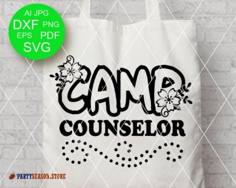 camp counselor 22 Party season