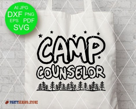 camp counselor Party season 2