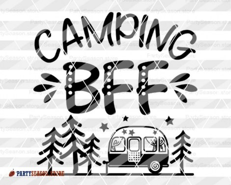 camping bff trailer Party season 4