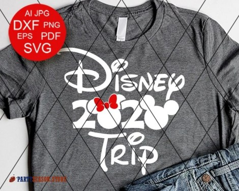 Party Season Store Disney trip 2020 1