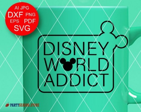 party season store Disney world addict 1
