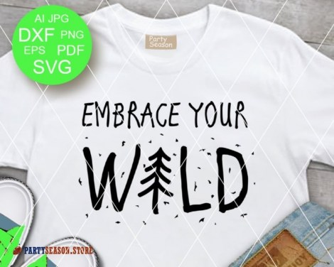 Embrace Your Wild Party season 2