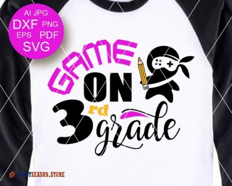 game on 3rd grade Party Season store 1