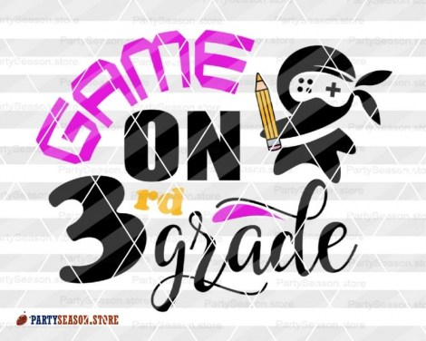 game on 3rd grade Party Season store 3