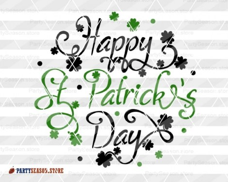 Party Season Store Happy St Patricks Day 1