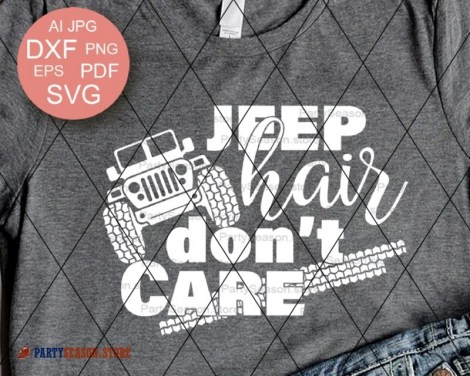 Jeep hair dont care party season 1
