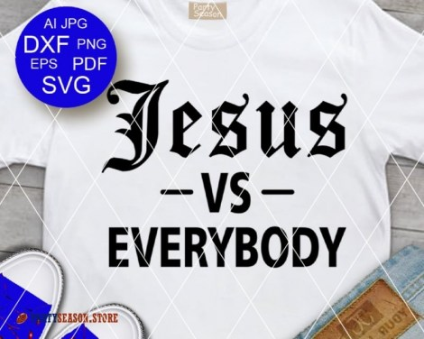 Jesus VS Everybody Party season store 1