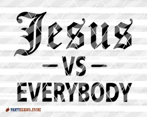 Jesus VS Everybody Party season store 2
