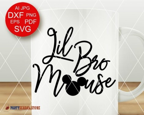 PartySeason Store lil bro mouses 2